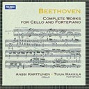 Anssi Karttunen / Tuija Hakkila - Beethoven : complete works for cello and fortepiano