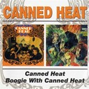 Canned Heat - Canned Heat/Boogie With Canned Heat