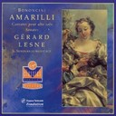 Gérard Lesne - Amarilli/cantatas for solo countertenor etc.