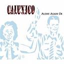 Calexico - Alone again or