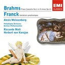 Alexis Weissenberg - Brahms: piano concerto no. 1/franck: symphonic variations