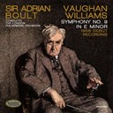 Sir Adrian Boult / The London Symphony Orchestra - Vaughan williams: symphony no. 9 in e minor - the 1958 debut recording