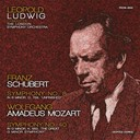 "Leopold Ludwig / The London Symphony Orchestra - Schubert: symphony no. 8 in b minor, d. 759 ""unfinished"" - mozart: symphony no. 40 in g minor, k. 550"