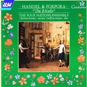 "Christine Brandes / Geoffrey Burgess / George Frederic Haendel / Johann Adolph Hasse / Nicola Antonio Porpora / The Four Nations Ensemble - Handel and porpora ""the rivals"""