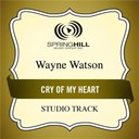 Wayne Watson - Cry of my heart (studio track)