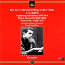 Glenn Gould - Glen gould plays bach piano works: piano concerto in d major bwv 1052, goldberg variations, partita no. 5 in g major bwv 829