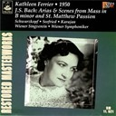 Kathleen Ferrier - Kathleen ferrier sings bach - st. matthew passion - mass in b minor - vienna, 1950