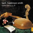 Hopkinson Smith - Bach: suites n°4, 5 & 6