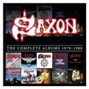 Saxon - The complete albums 1979-1988