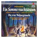 Nikolaus Harnoncourt - Mendelssohn : a midsummer night's dream & the first walpurgis night