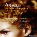 Coro Della Radio Svizzera / Diego Fasolis / I Barocchisti - Juditha triumphans
