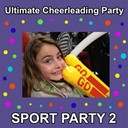 Slumber Girlz U Rock - Ultimate cheerleading party (sports party, vol. 2)