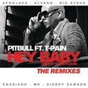 Pitbull - Hey baby (drop it to the floor) - the remixes ep