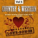 Carl Belew / Dolly Parton / Don Gibson / George Jones / Hank Snow / Hank Williams / Jack / Jim Reeves / Johnnie / Johnny Cash / Kitty Wells / Louvin Brothers / Marty Robbins / Ray Price / Roy Acuff / Sonny James / Tex Ritter / The Browns / The Everly Brothers / Wilburn Brothers - Country & western, vol. 5