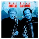 Michel Portal / Richard Galliano - Concerts