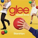 Glee Cast - Starships (glee cast version)