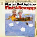 Flatt & Scruggs - Nashville airplane