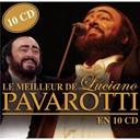Luciano Pavarotti - Le meilleur de luciano pavarotti en 10 cd