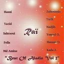 Fella Ababsa / Hasni / Hassan El Oujdi / Mohamed Lamine / Nadjib Ababsa / Sahraoui / Yazid / Youcef El Oujdi / Zahouania / Zerouki Kada - Best of aladin, vol. 2