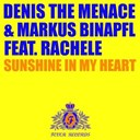 Denis The Menace / Markus Binapfl - Sunshine in my heart (feat. rachele) (maxi)