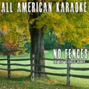 All American Karaoke - No fences : the hits of garth brooks (karaoke version)