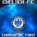 Crowd, High School Music Band / Doris Day - Chelsea f.c. (chelsea community, chorus of fans)