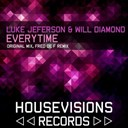Luke Jeferson Will Diamond - Everytime