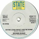 Brown Sugar - Oh no look what you've done
