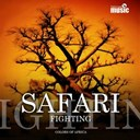 Safari - Fighting (colors of africa)
