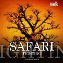 Safari - Fighting (colors of africa)