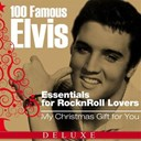 Elvis Presley &quot;The King&quot; - 100 famous elvis essentials for rock'n'roll lovers (my christmas gift for you deluxe edition)
