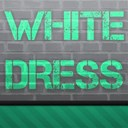 A Tributer - White dress - a tribute to kanye west