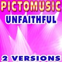 Pictomusic - Unfaithful (karaoke version) (originally performed by rihanna)