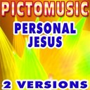 Pictomusic - Personal jesus (karaoke  version) (originally performed by depeche mode)