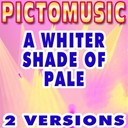 Pictomusic - A whiter shade of pale (karaoke version) (originally performed by procol harum)