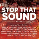 Bounty Killer / Columbo / Conrad Crystal / Deadly Hunta / General Levy / Keith / Lion D / Lutan Fyah / Perfect / Sizzla / Skarra Mucci / Spectacular / Suga Roy / Tex / Tony D / Ward 21 - Stop that sound riddim