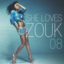 Aycee Jordan / Elizio / Eric Dihal / Kaysha / Ludo / Myriiam / Perle Lama / Princess Lover / Soumia / Vanda May - She loves zouk, vol. 8 (sushiraw)