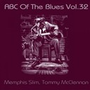 Memphis Slim / Tommy Mc Clennan - Abc of the blues, vol. 32