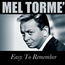 Mel Tormé - Easy to remember
