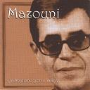 Mazouni - Ya madame y'en a marre