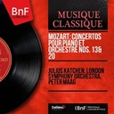 Julius Katchen / Peter Maag / The London Symphony Orchestra - Mozart: concertos pour piano et orchestre nos. 13 & 20 (mono version)