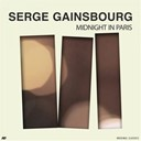 Serge Gainsbourg - Midnight in paris