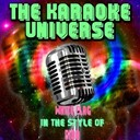 The Karaoke Universe - White flag (karaoke version) (in the style of dido)