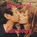 Brigitte Bardot / Catherine Sauvage / Gillian Hills / Isabelle Aubret / Juliette Gréco / Les Riff / Michèle Arnaud / Nana Mouskouri / Nico / Petula Clark / Pia Colombo - Women of gainsbourg