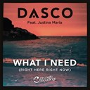 Dasco - What i need (feat. justina maria) (right here, right now)