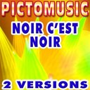 Pictomusic - Noir c'est noir (karaoke version) (originally performed by johnny hallyday)
