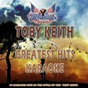 All American Karaoke - Toby keith (greatest hits karaoke) (karaoke in the style of toby keith)
