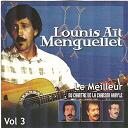 Ait Menguellet - Le meilleur du chantre de la chanson kabyle, vol. 3
