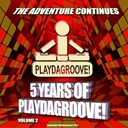 Creeperfunk / Dani Vars / Dembora / Elsa Del Mar / Hot Pool / Jason Rivas / Layla Mystic / Manu Xtc - 5 years of playdagroove! recordings (volume 2)