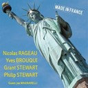 Grant Stewart / Nicolas Rageau / Yves Brouqui - Made in france